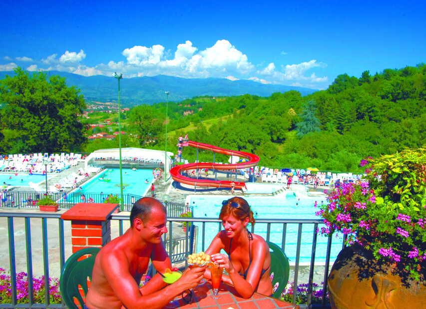 Camping Village Norcenni Girasole Club