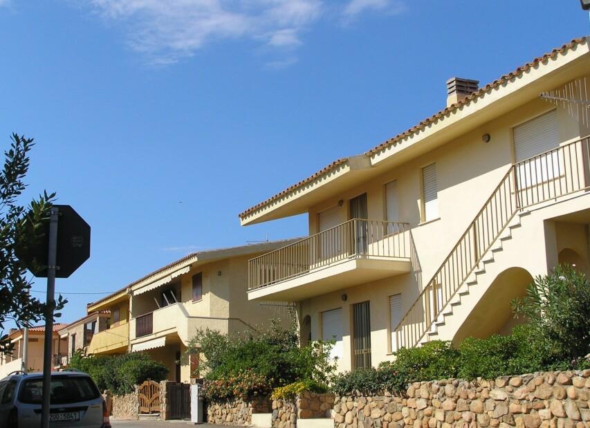 Apartmány Borgo Spiaggia Plus