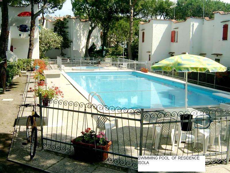 Slevy v Rosolina Mare na residenci Isola s bazénem