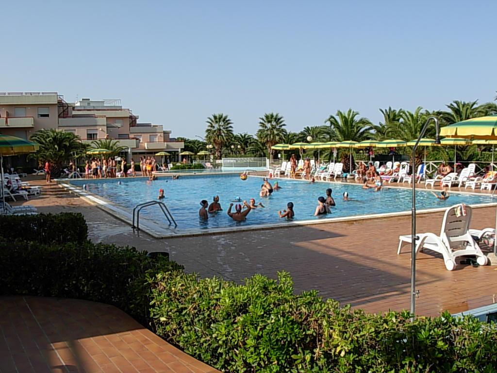 Aparthotel Club Le Terrazze - Grottammare - AZZURRO, opravdový ...