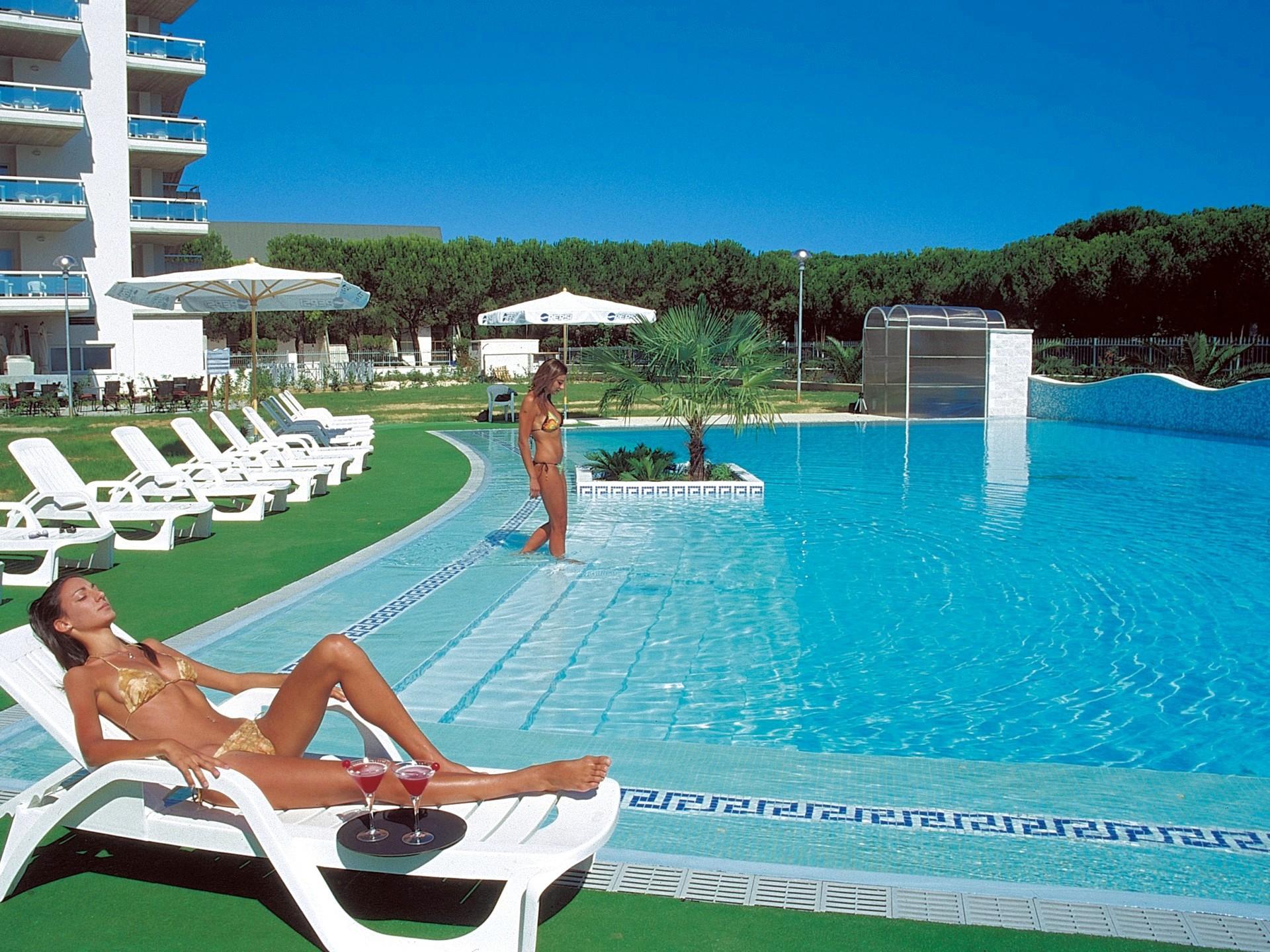 Užijte si moře i bazén i v Silvi Marina v Abruzzu