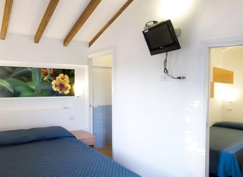 Villaggio Residence Vigna del Mare*** - vilky