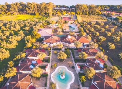 Hotel Borgo degli Ulivi***