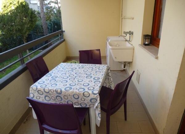 Residence Caraibi - přízemí