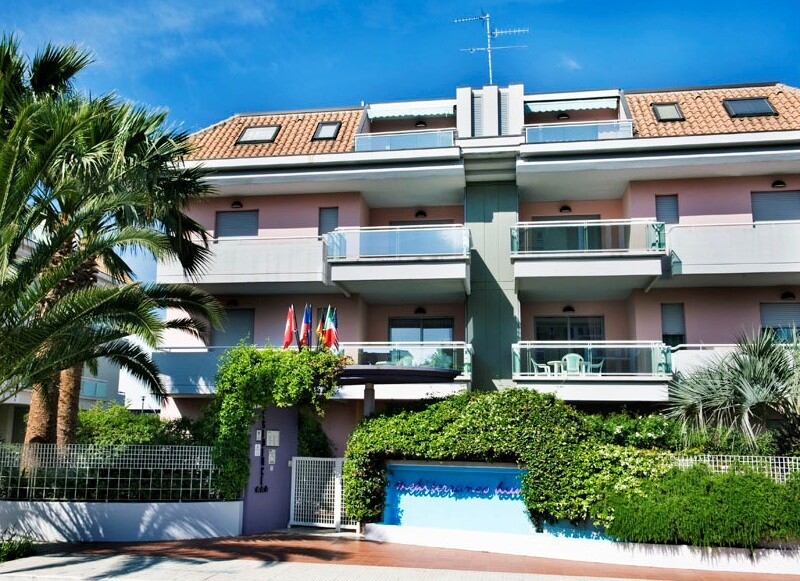 Residence Mediterraneo Due - San Benedetto del Tronto