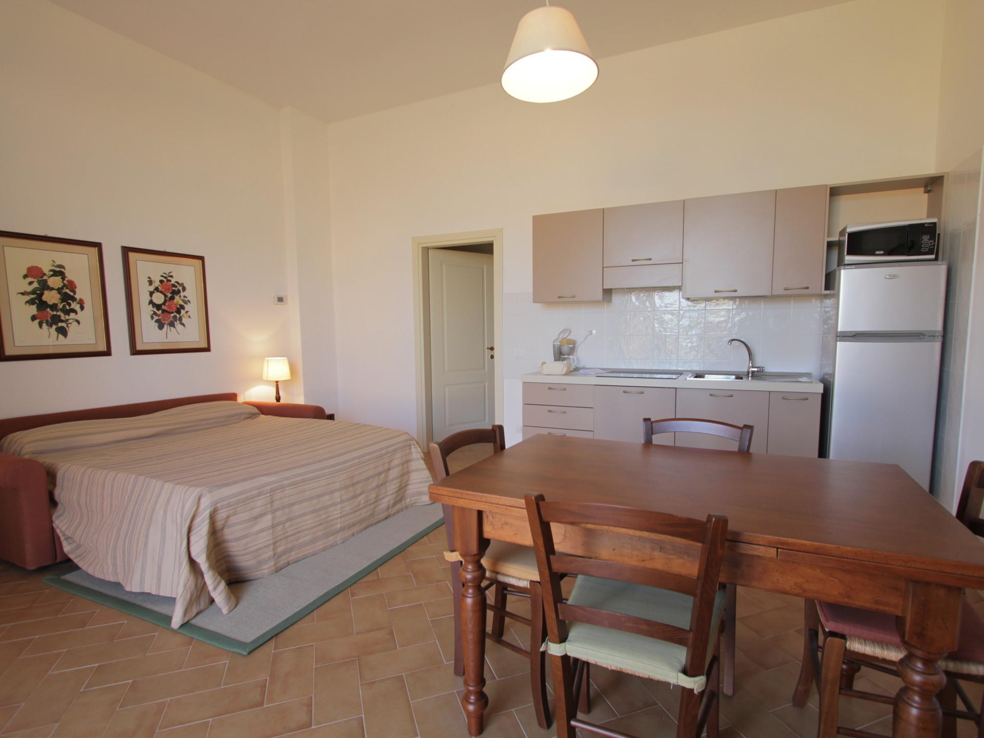 apartmán mono příklad