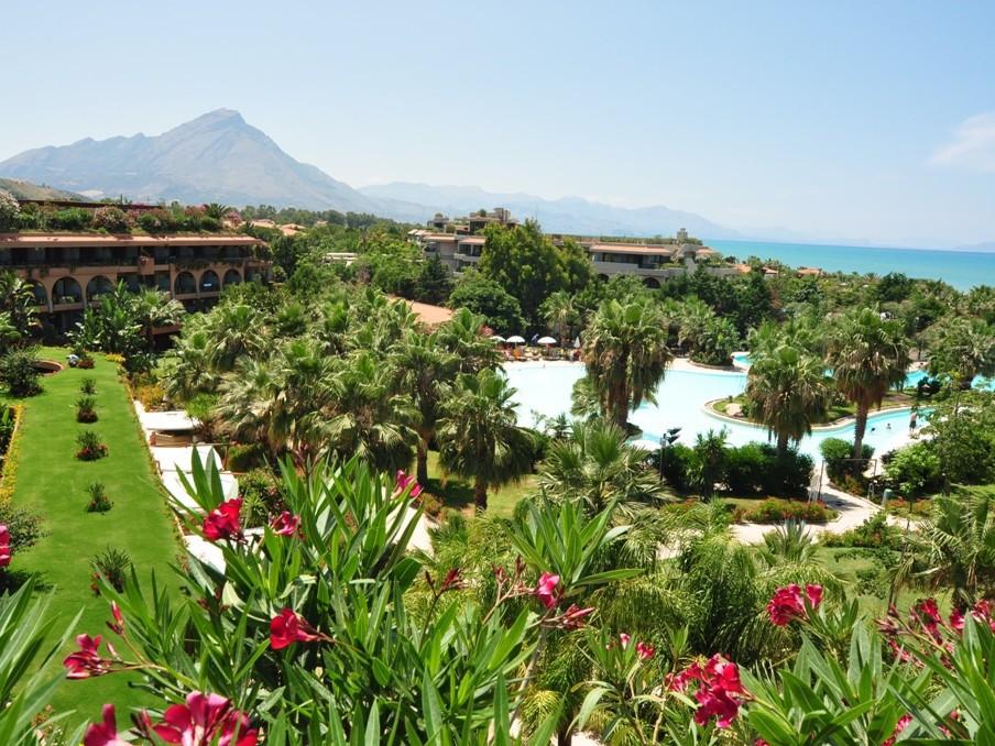 Novinka tohoto týdne - Acacia Resort na Sicílii