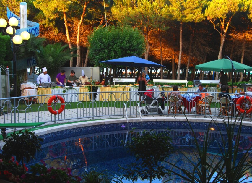 Hotel Meripol**** - Alba Adriatica