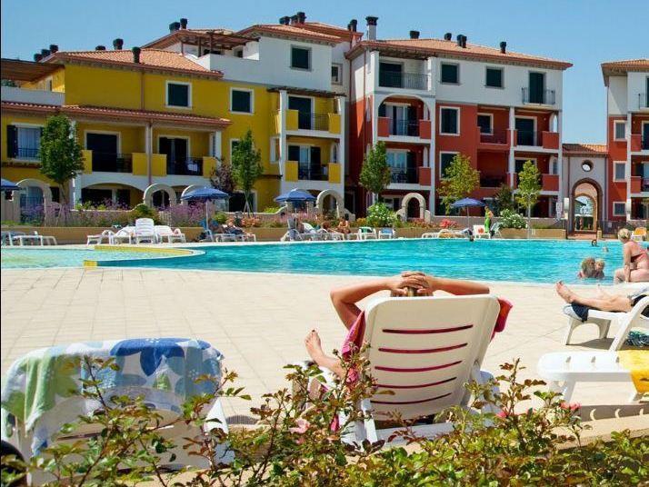 VILLAGGIO SANT´ANDREA - Caorle Lido Altanea (severní Itálie)