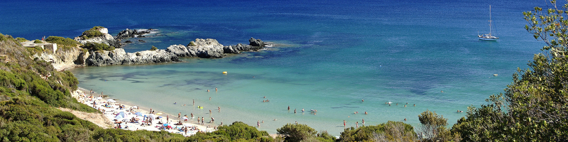 Lacona, pláž Laconella