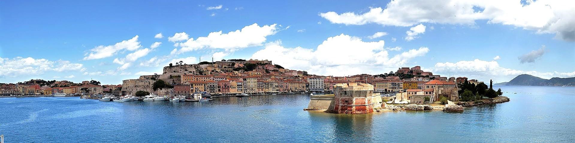 Portoferraio, starý přístav