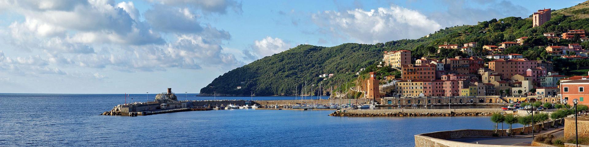 Rio Marina a přístav