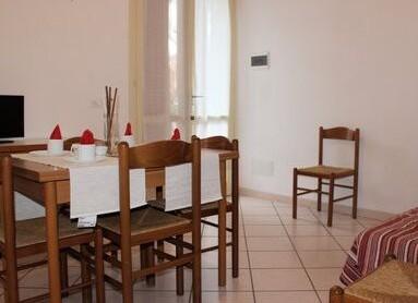 apartmány typu A příklad