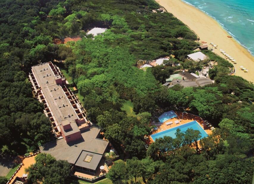 Park Hotel I Lecci****