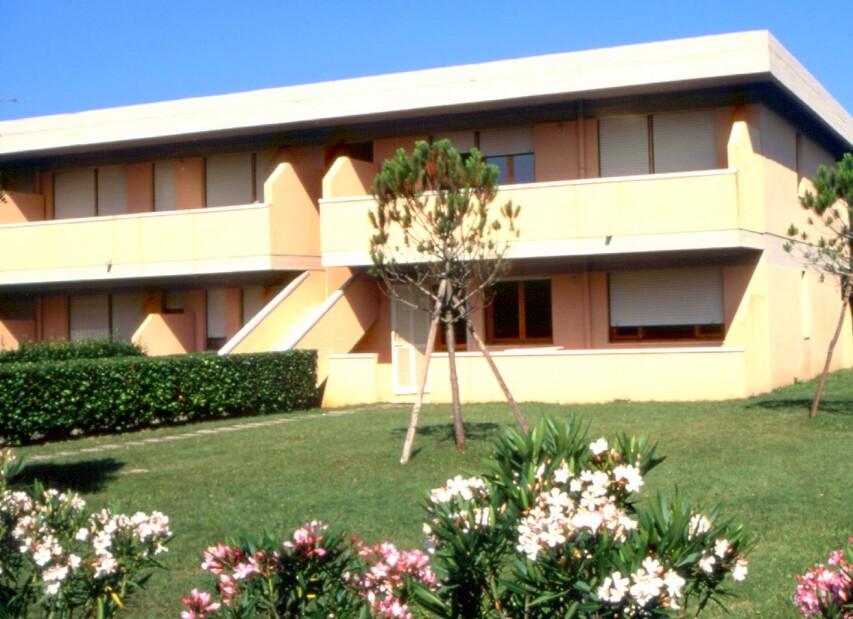 Apartmány Marina di Bibbona příklad