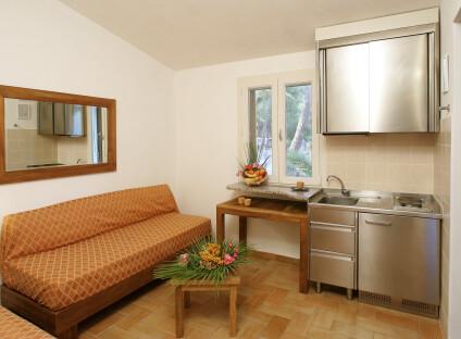 apartmán příklad