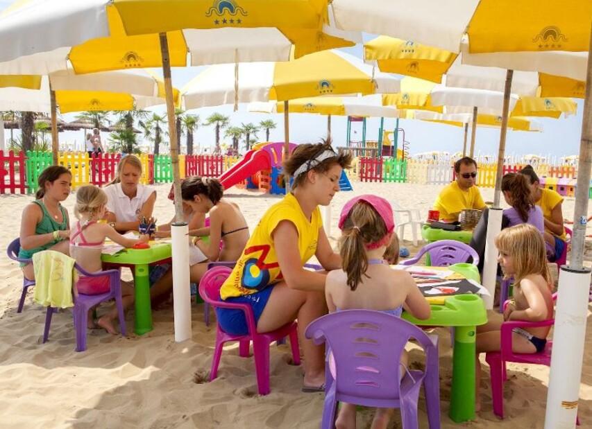 Camping Villaggio Turistico Internazionale****