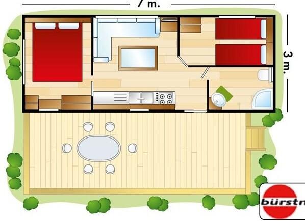 Maxicaravan Plus 6