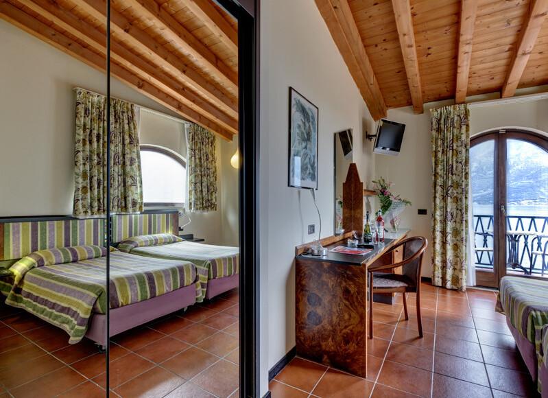pokoj Villa Lucia příklad