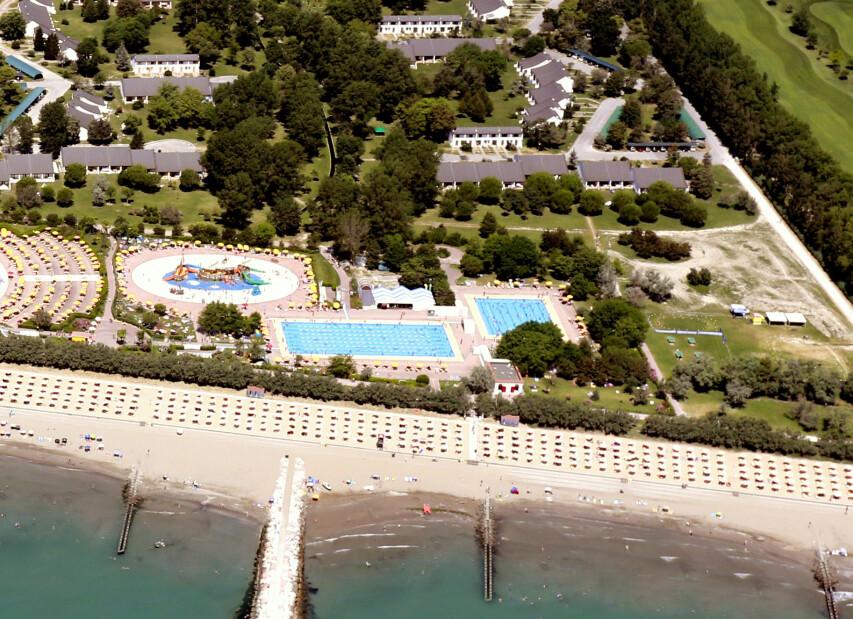 Camping Villaggio Pra' delle Torri**** (dodavatel 2)