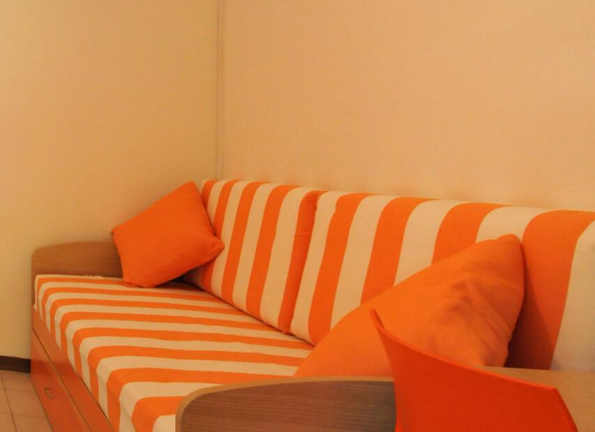 Pokoj Del Parco příklad