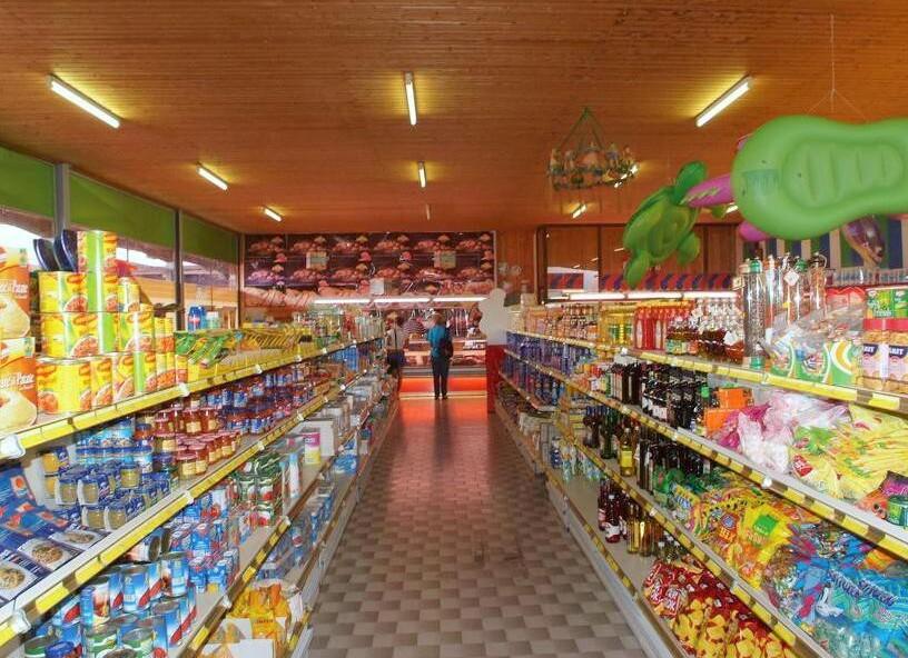 supermarket - Villaggio Punta Spin