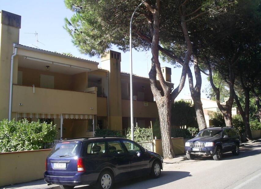 Vilky Lido di Volano - příklad
