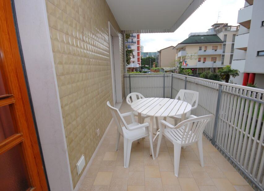 Residence Las Palmas - balkon