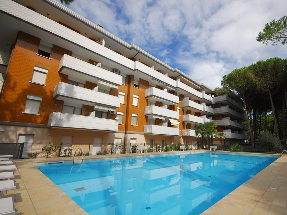 Residence Schubert Lignano Riviera Azzurro Opravdov