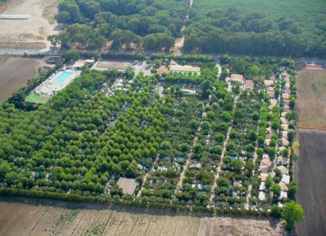 Camping village Paestum (dodavatel 2)