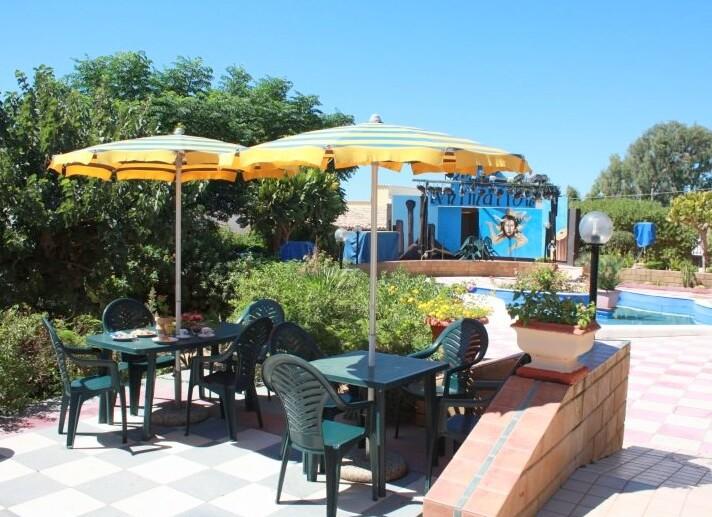 Hotel Triscinamare***