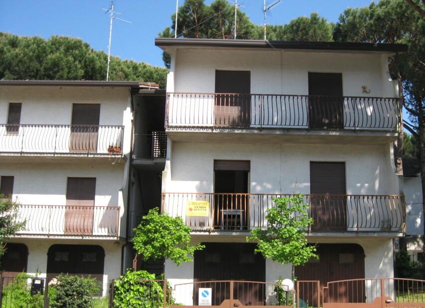 Apartmány Lido di Spina příklad