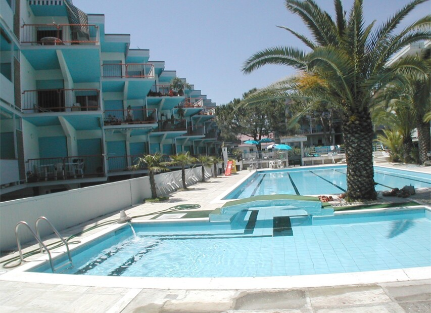 Residence Seaside - San Benedetto del Tronto
