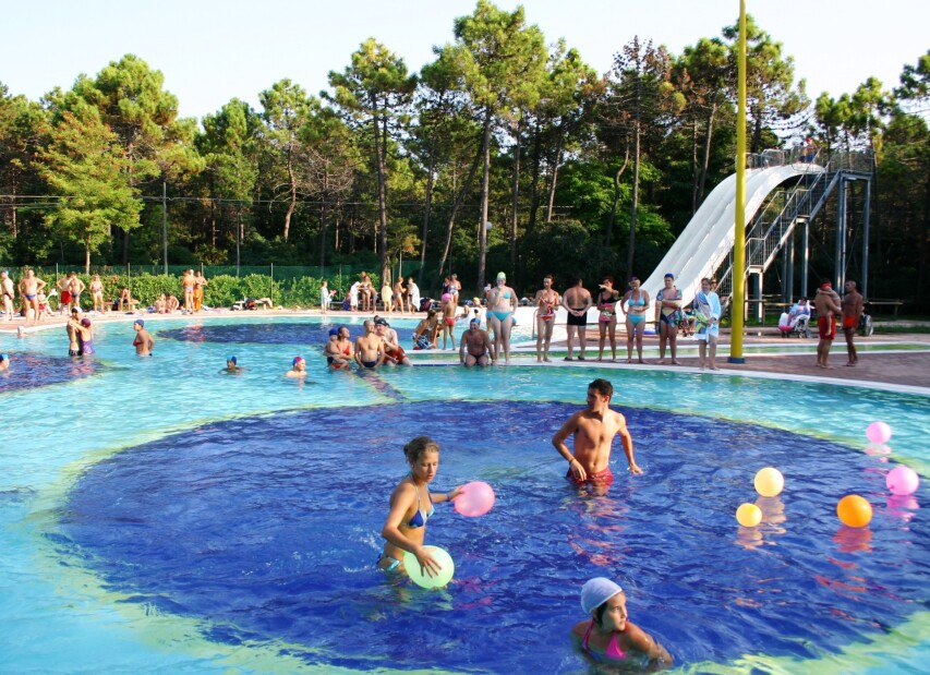 aquapark - Bella Italia Efa Village
