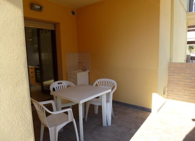 Residence Le Palme - A trilo 4