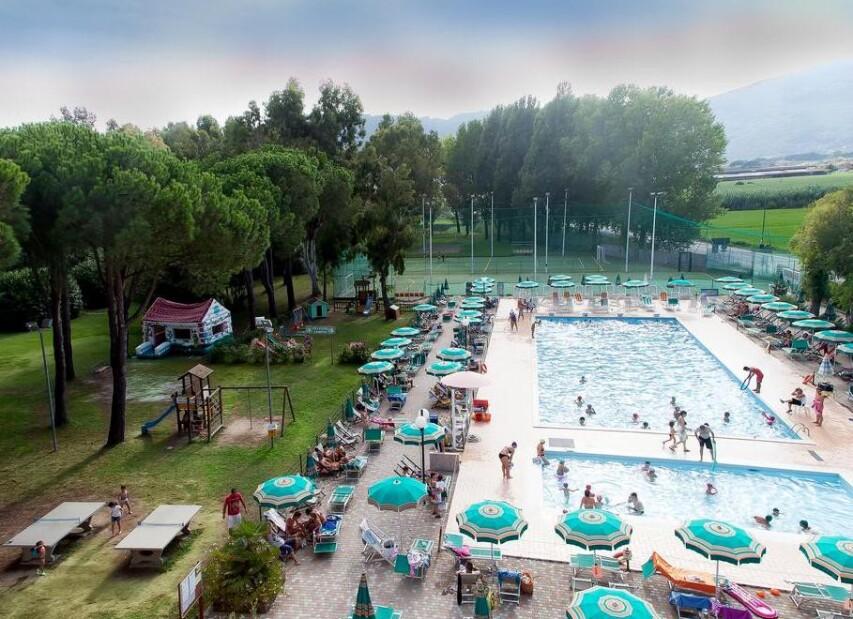 Residence Italia - Luni Mare