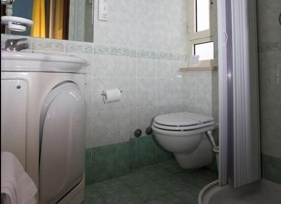 Hotel Mocambo*** - koupelna