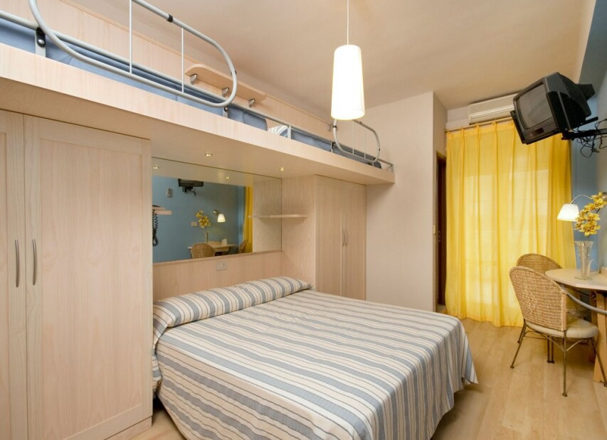 Hotel Mocambo*** - Junior 4-lůžkový