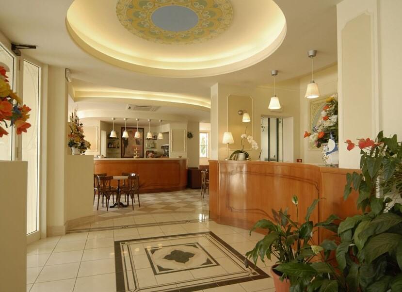 Hotel Mocambo*** - hala