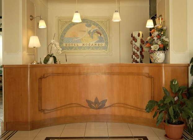 Hotel Mocambo*** - recepce