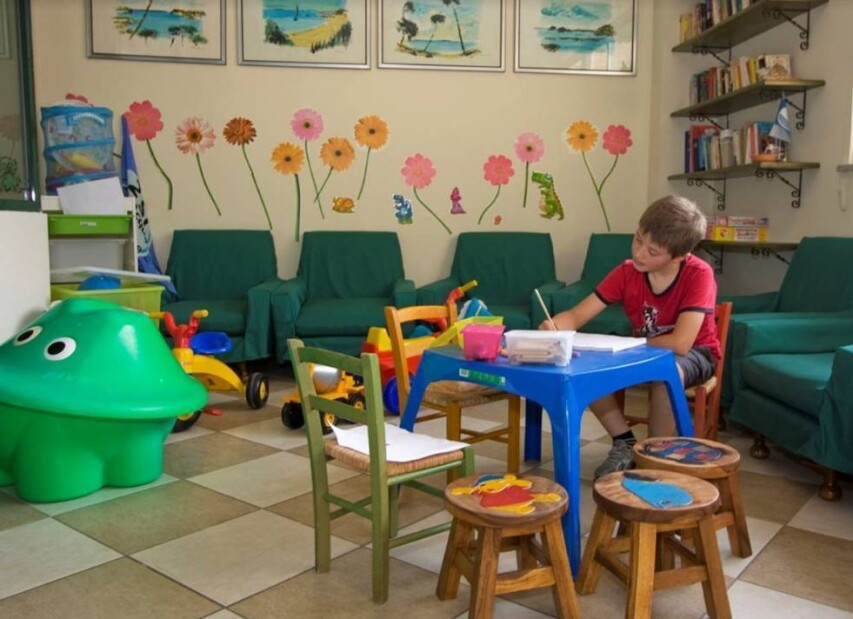 Hotel Mocambo*** - dětský koutek