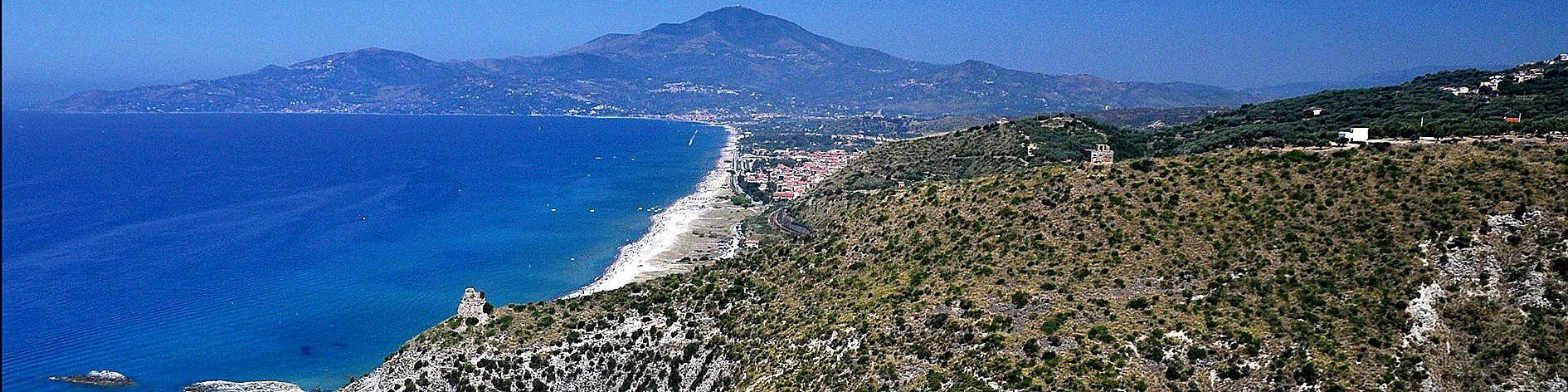 Ascea Marina, celkový pohled