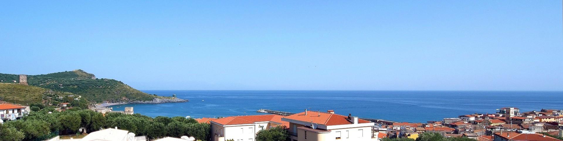 Marina di Camerota, celkový pohled