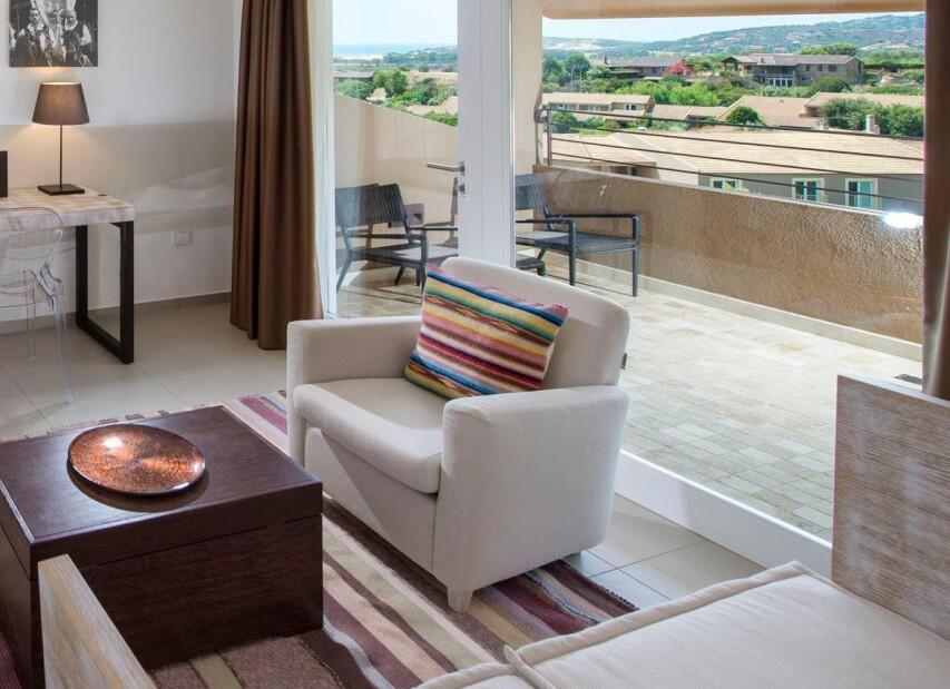 Oasi Balcony Suite