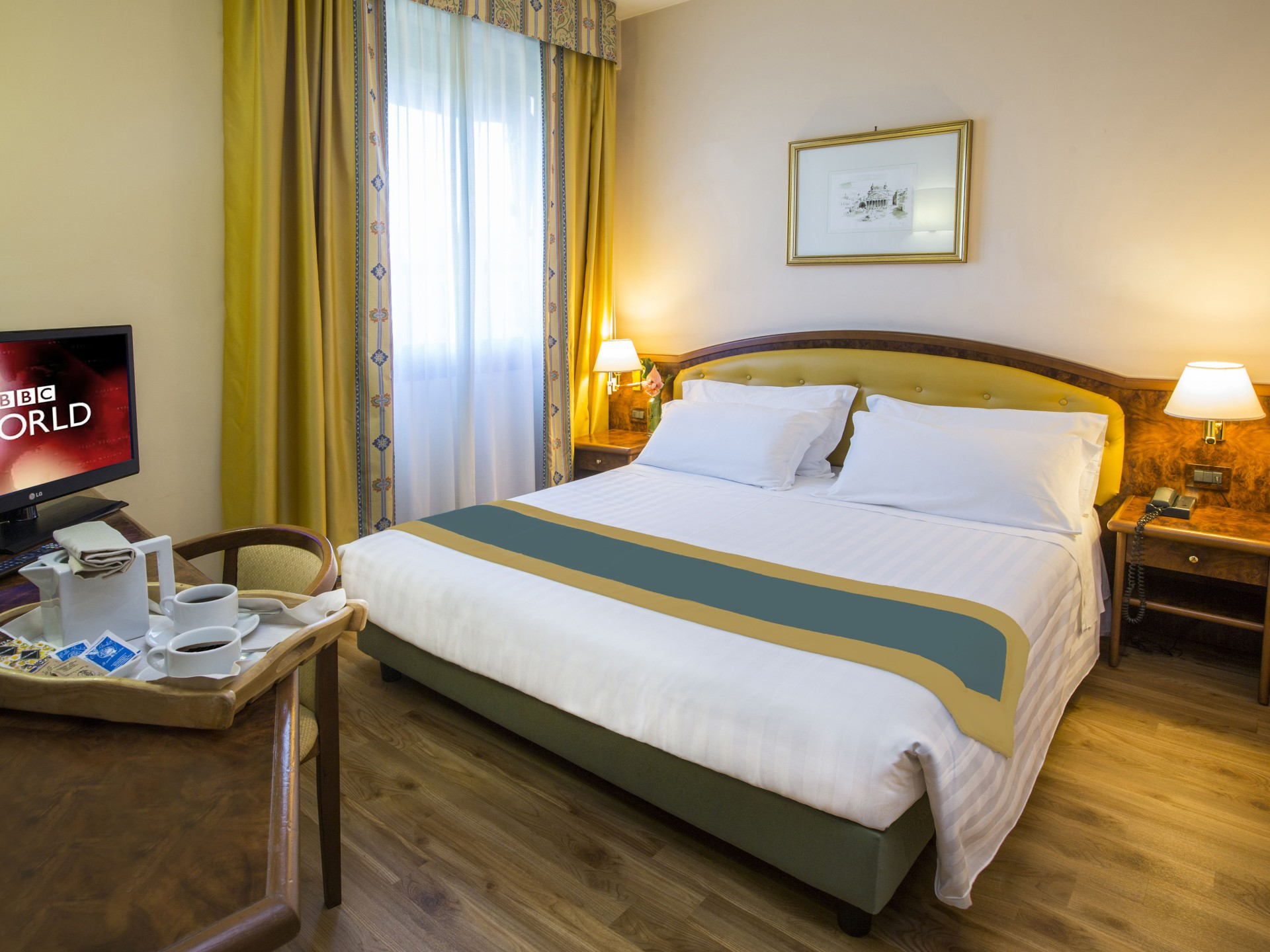 Best Western Park Hotel Fiano Romano****Classic