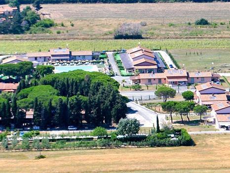 Residence Fattoria Palazzeta