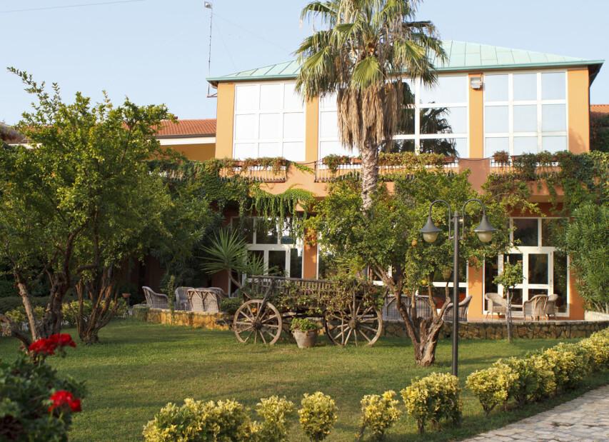 Aparthotel Marlusa