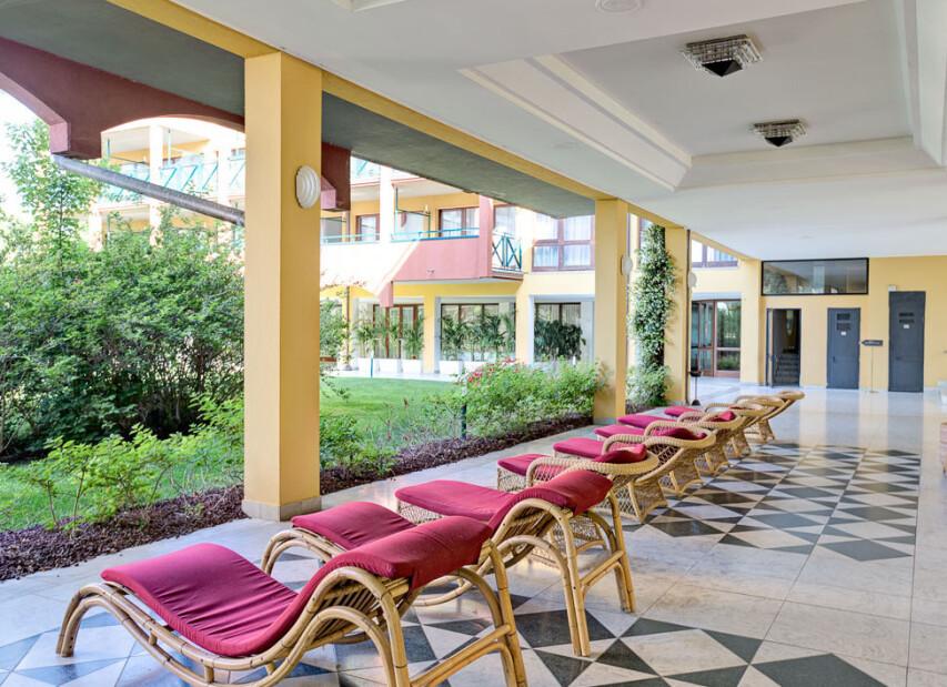 Parc hotel Gritti****