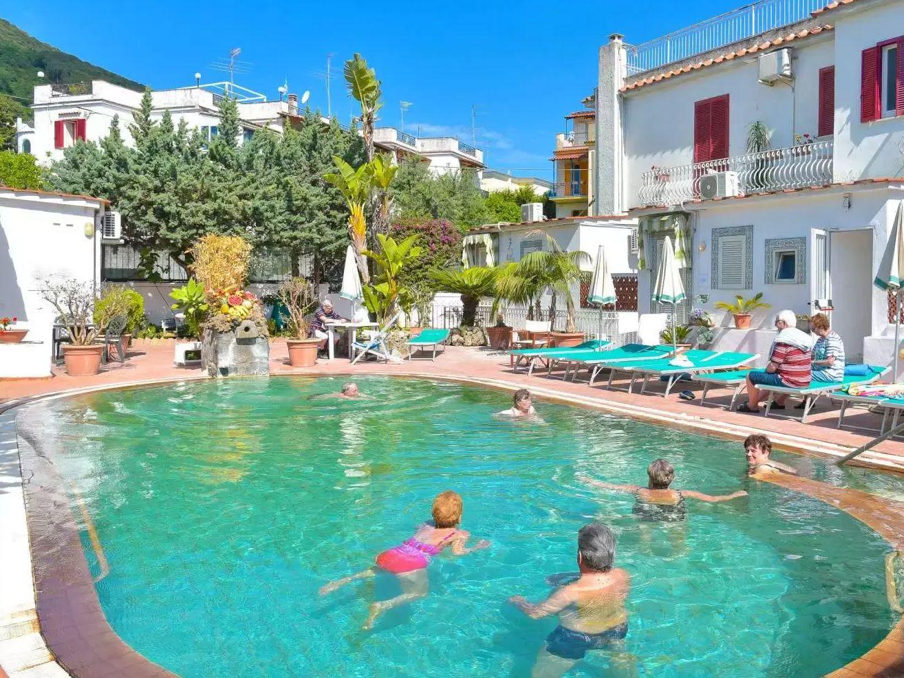 Hotel Villa Tina ***