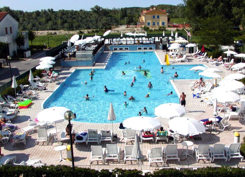 Villaggio Mediterraneo (dodavatel 4) - Rosolina Mare